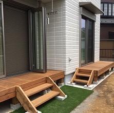 エクステリア工事 (松戸市)