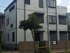 外壁再塗装工事 (松戸市)