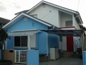 外壁・屋根再塗装工事(印西市)