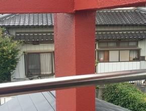 雨漏り改修工事 (つくば市)
